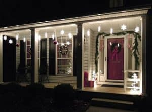 holiday lighting and desiging for entertaining with Big Twig Homes