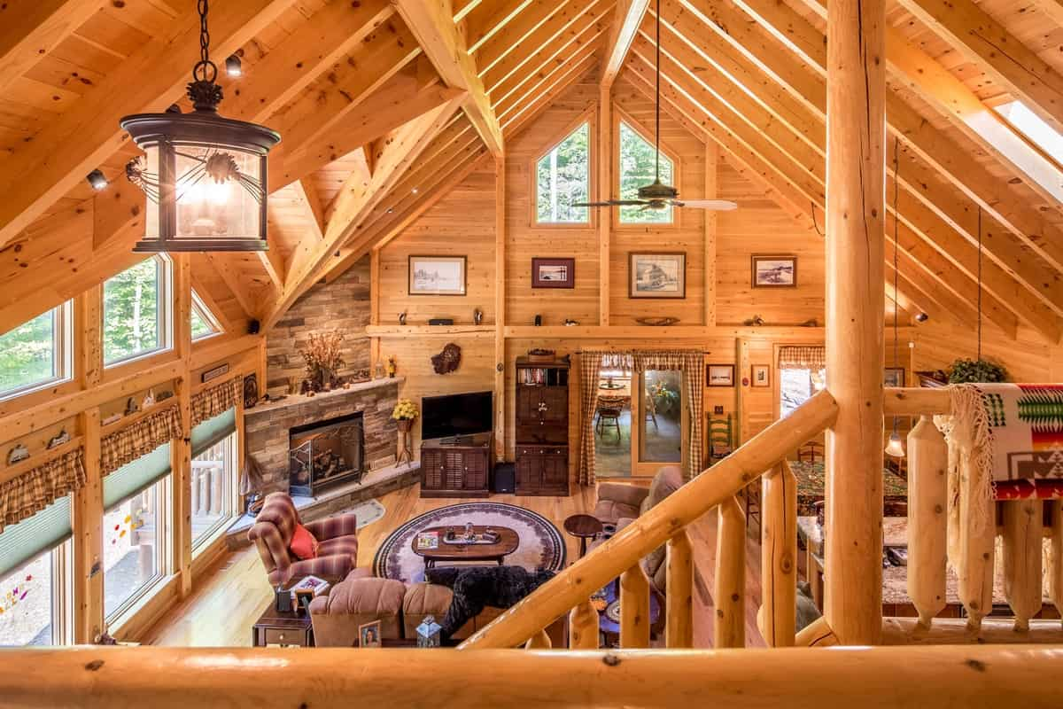 Choosing a Log Home Manufacturer: Five Questions to Ask