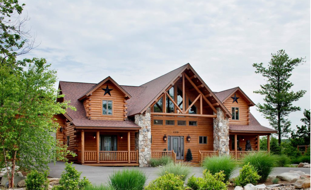 What to Expect When Building Your Katahdin Log Home