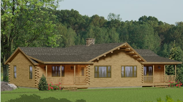 Build Your Dream Log Home Within Budget